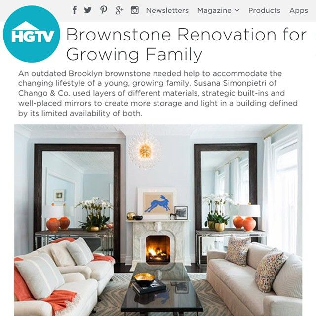 Thanks To HGTV For This Feature Link Profile Full Article