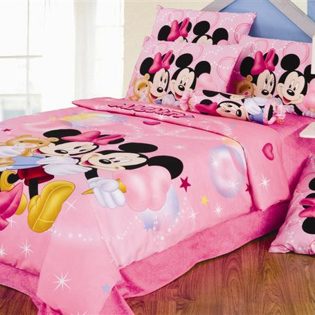 starry pink mickey mouse bedding mickey mouse bedding 43 93 99 rh pinterest com