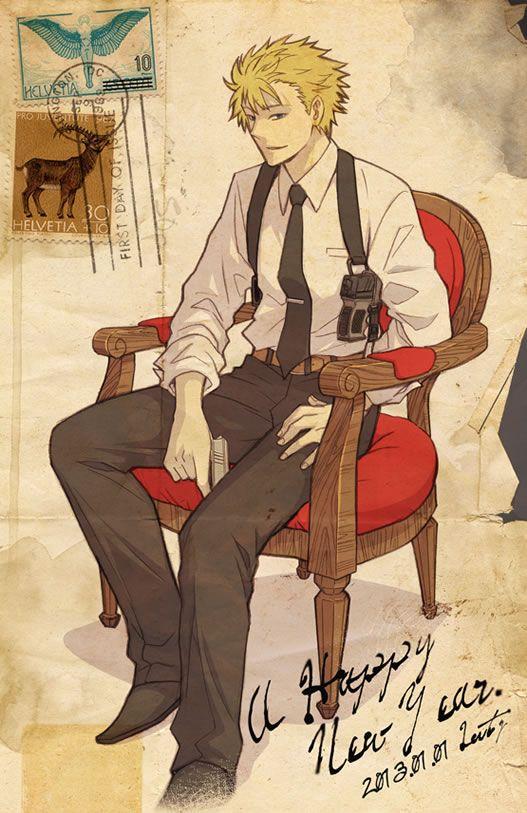 Jormungand  Anime, Anime Images, Anime Boy-4137