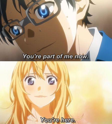 Your Lie In April Your Lie In April You Lied Anime