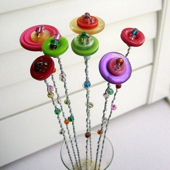 30 Creative DIY Fall Buttons Craft Ideas | BUTTONS ...
