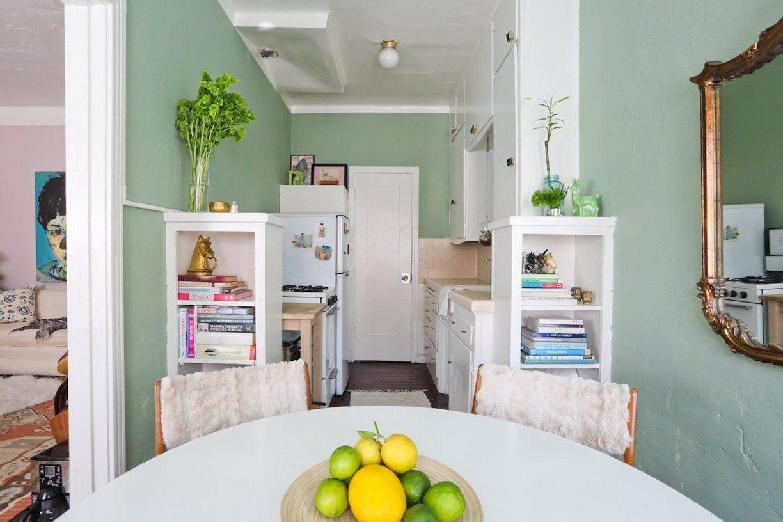 A Cozy, Chic 400-Square-Foot California Studio | Rental ...