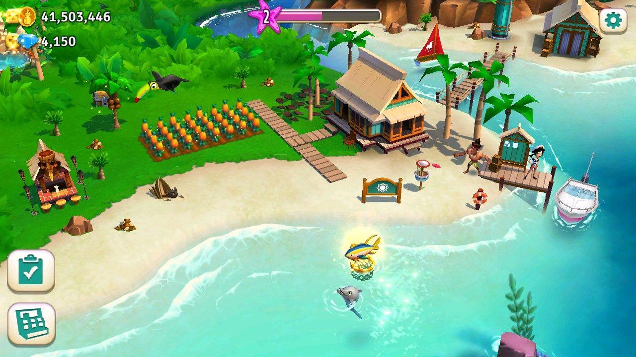 FarmVille: Tropic Escape v1 18 960 Mod APK💎Unlimited Money