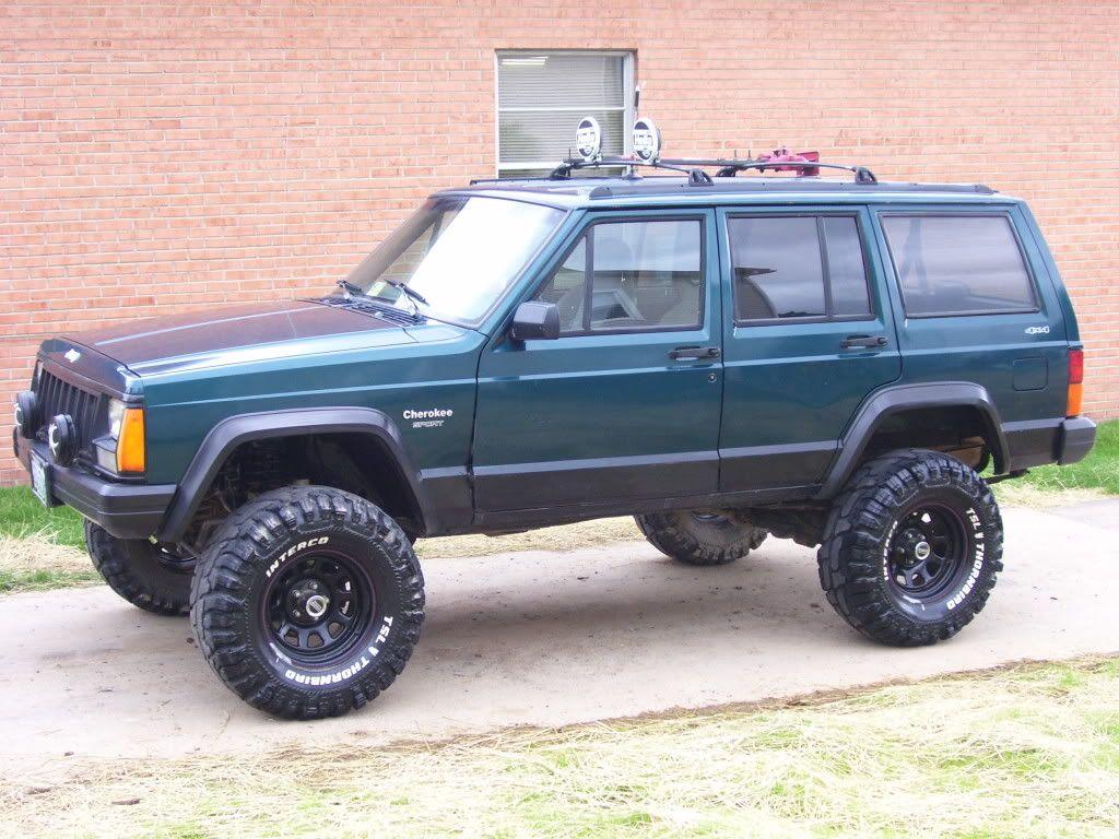 Elegant Jeep Cherokee Lifted | Thread: 1995 Jeep Cherokee Lifted