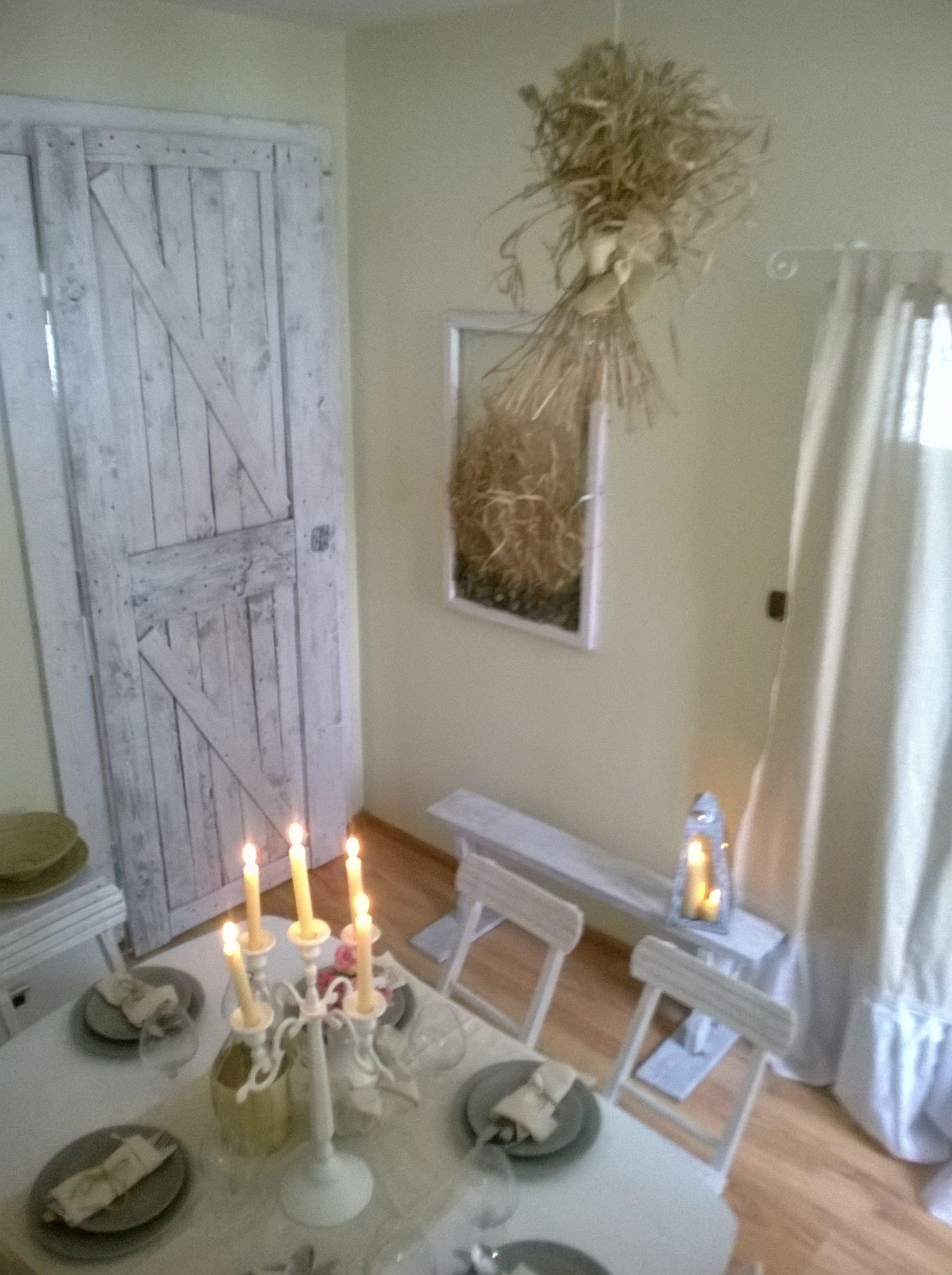 Romantic style Dinning room
