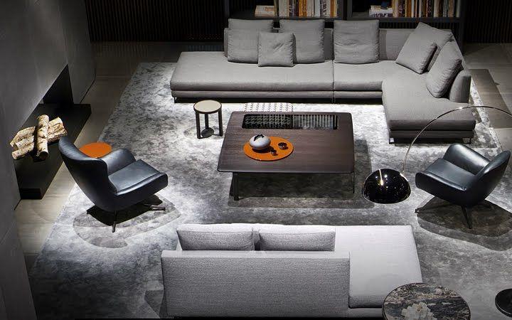 Desain Keren Ruang Keluarga Minimalis Modern Blog Bontang