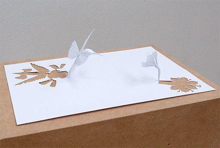 Peter Callesen巧手神來一筆 徹底改寫A4紙張終極宿命 » ㄇㄞˋ點子靈感創意誌