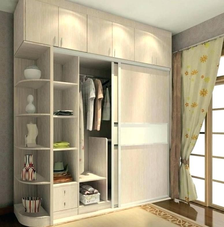 Tiny Closet Ideas Bedroom Wardrobe Designs For Small Room Built In