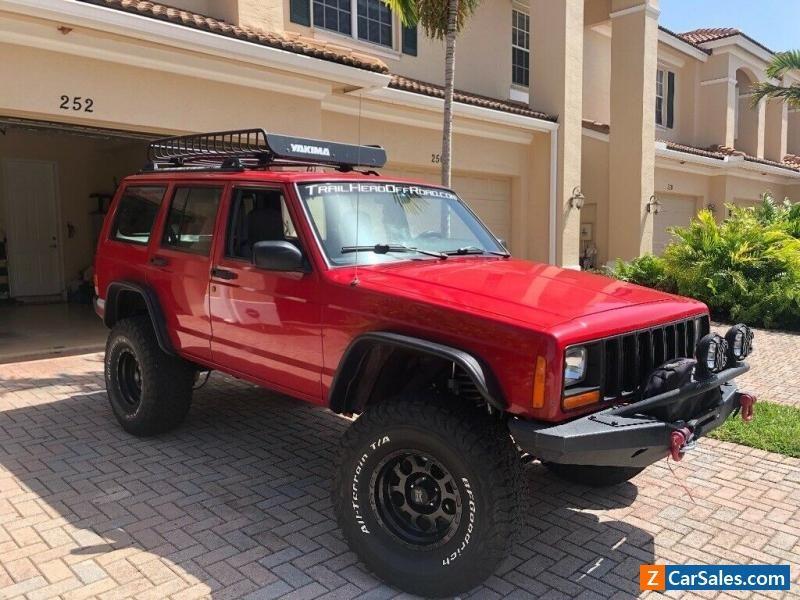 2000 Jeep Cherokee jeep cherokee forsale canada