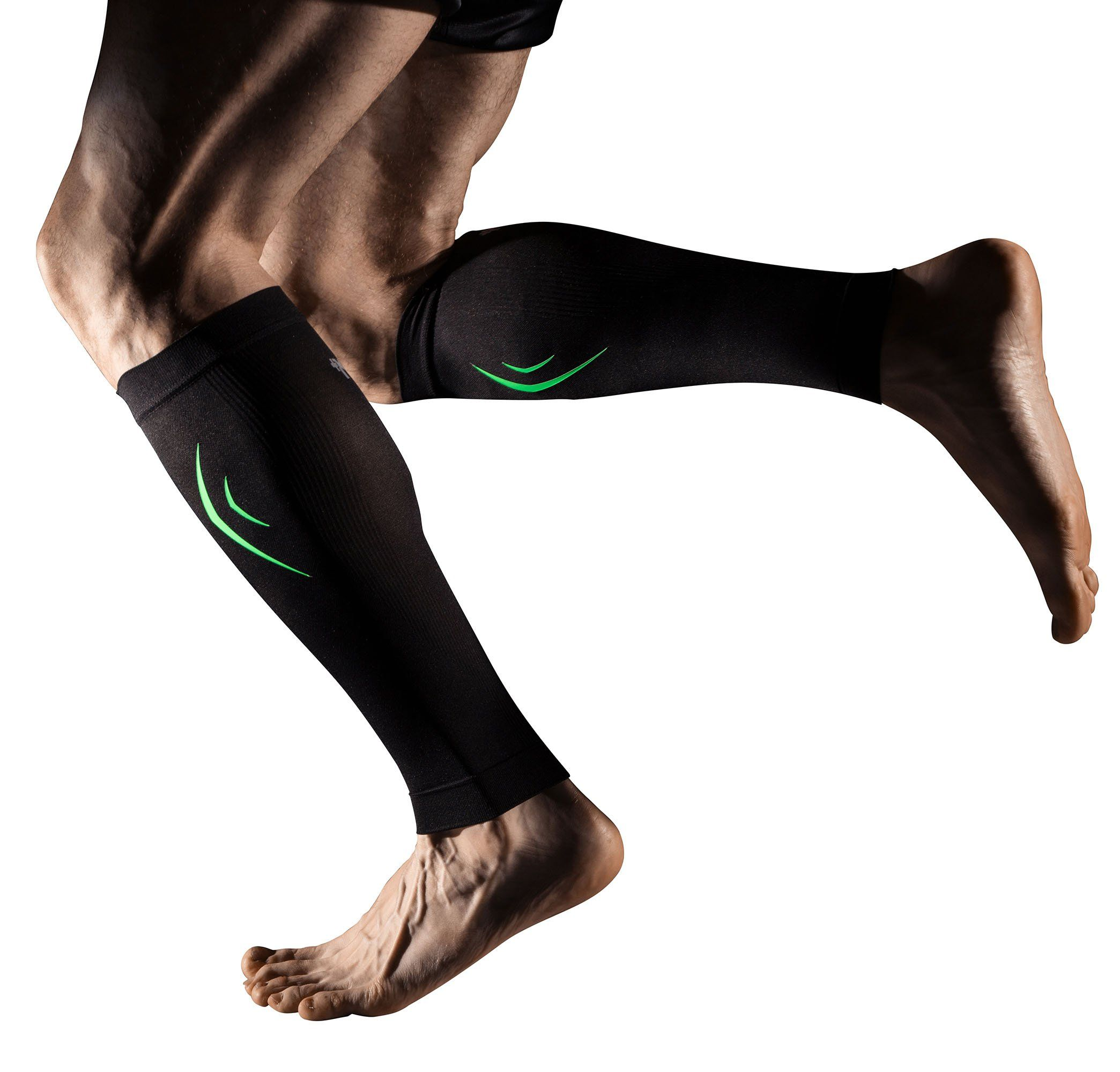 7d85dbfe57 pregnancy workout - MD Compression Calf Sleeve Leg Compression Socks for  Shin Splint and Calf Pain