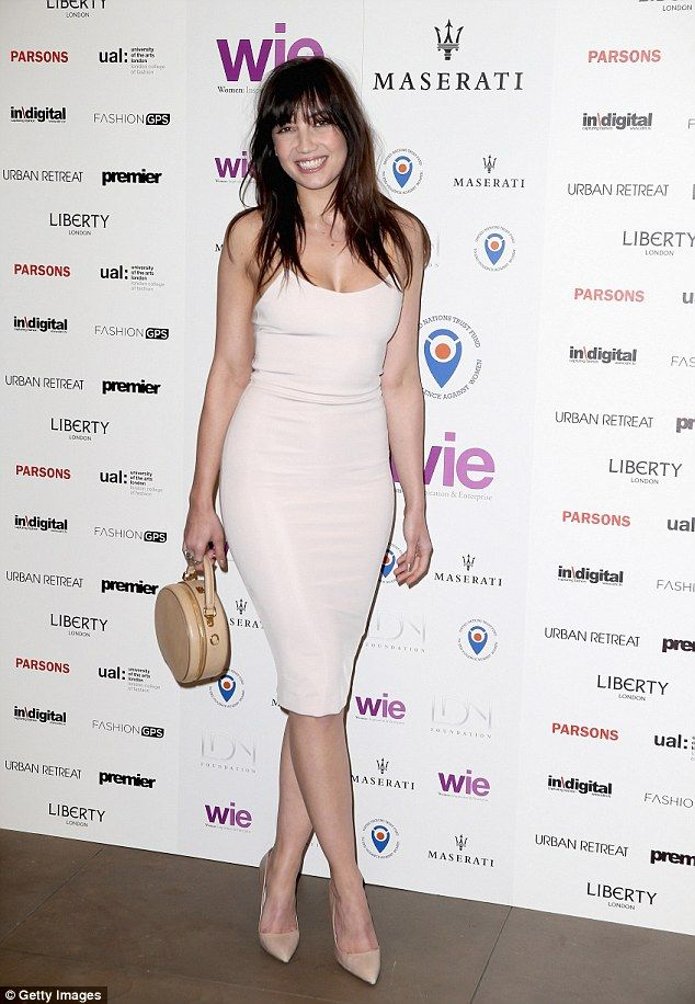 Size 10 Daisy Lowe Is Sick Of Being Considered Bigger With Images