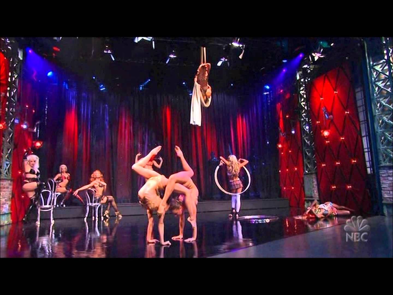 Cirque du soleil porn