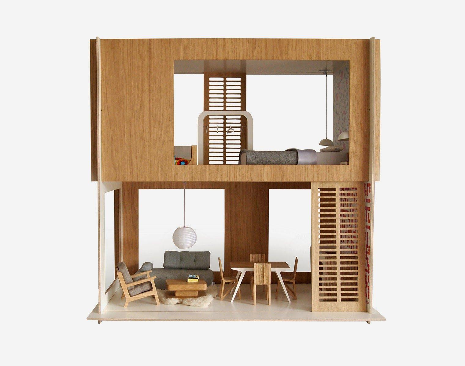 Mobili Per Bambole In Legno : Small foot mobili in legno per bambole amazon giochi