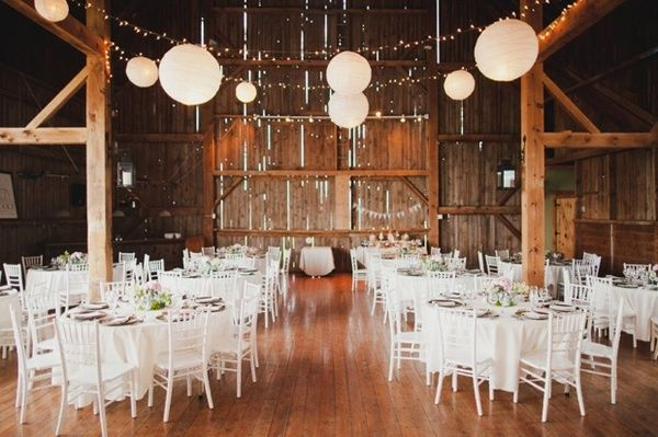 If this is what my reception looks like, I would be the happiest bride! :)