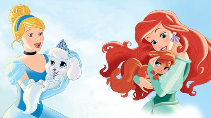 Disney Princess Palace Pets Meet Pumpkin And Treasure Princess