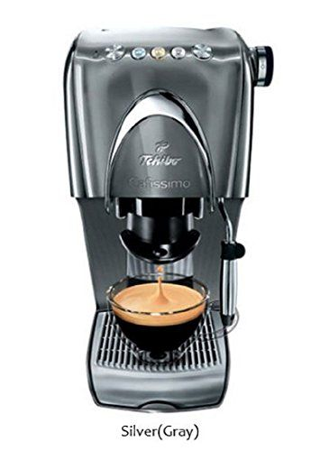 Tchibo Cafissimo Classic Espresso Machine Capsule Coffee