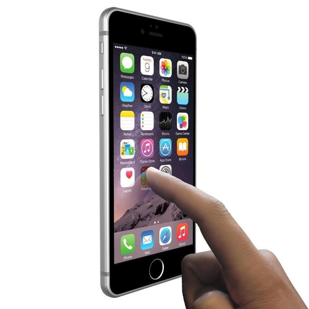 OtterBox ALPHA GLASS SERIES Screen Protector / iPhone 6