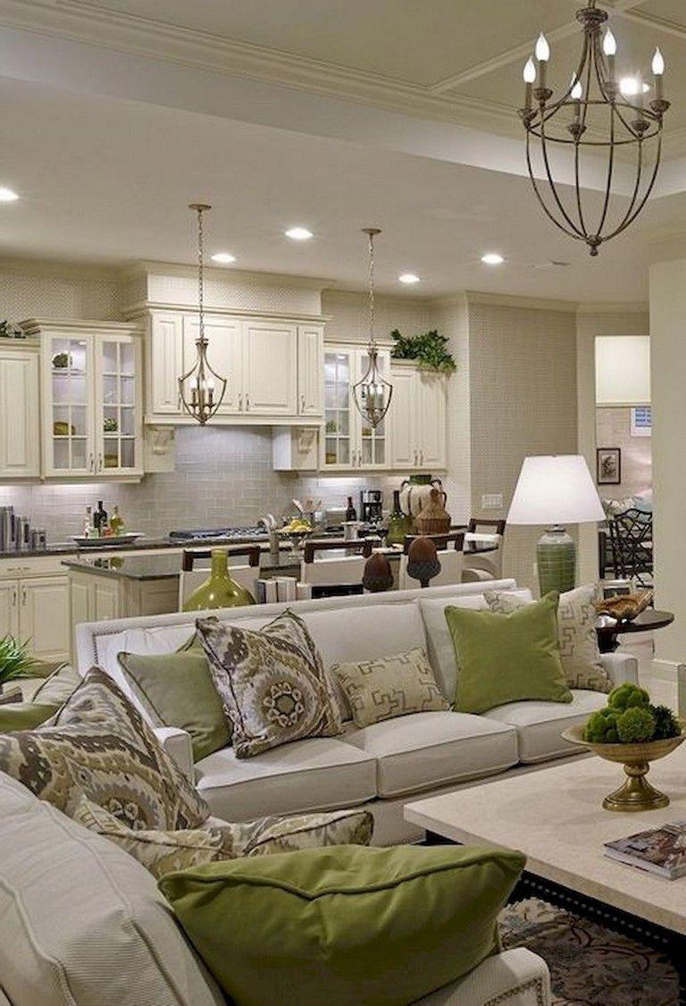 Best 65 Beautiful Farmhouse Living Room Design Ideas 400 x 300