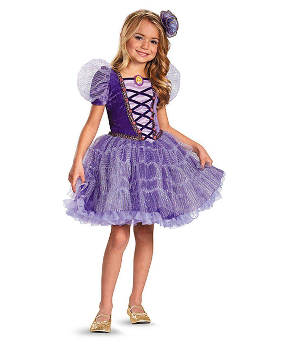 Take a look at this Disney Princess Rapunzel Tutu Dress-Up Set ...