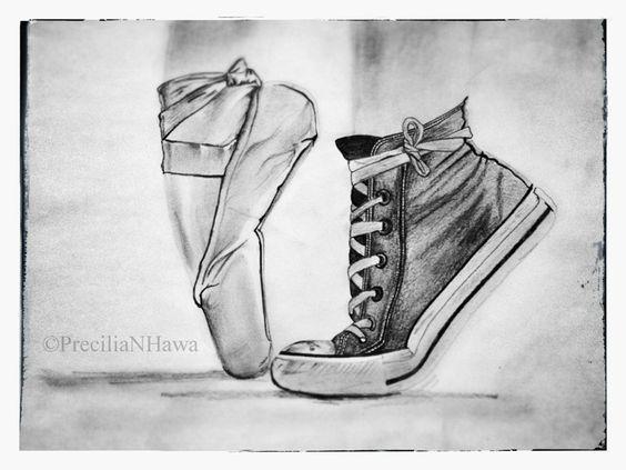 Disegni Di Ballerine Da Disegnare : Danza #baile #dibujo danza nel 2019 dibujos dibujos de ballet e