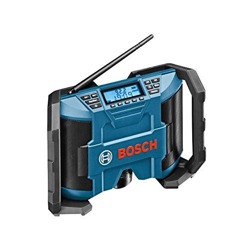 Bosch 0601429200 Radio de chantier GML 10,8 V lithium (Import Allemagne): Cet article Bosch 0601429200 Radio de chantier GML 10,8 V lithium…