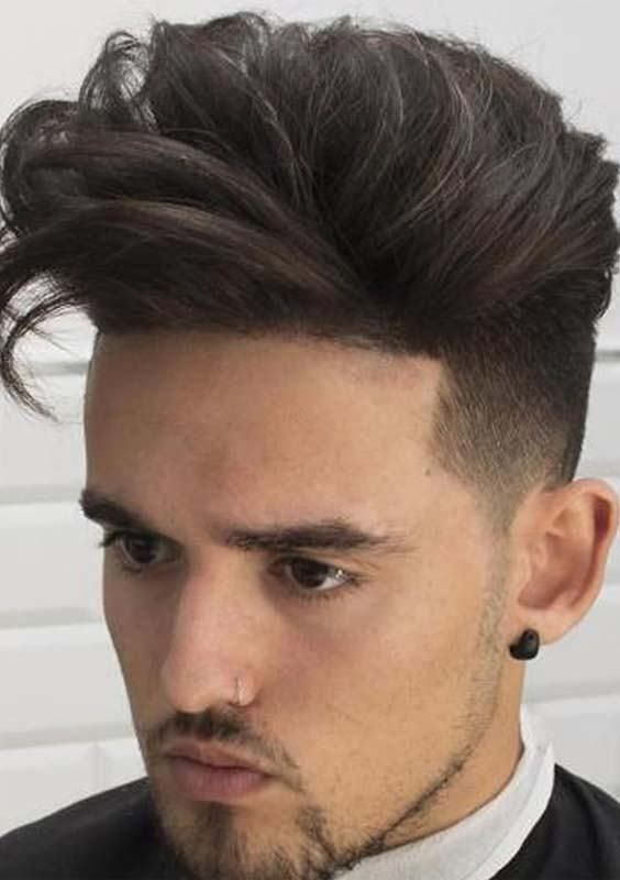 Mens Hairstyles 2018 -Best Men\'s Haircut Trends | mens hairstyles ...