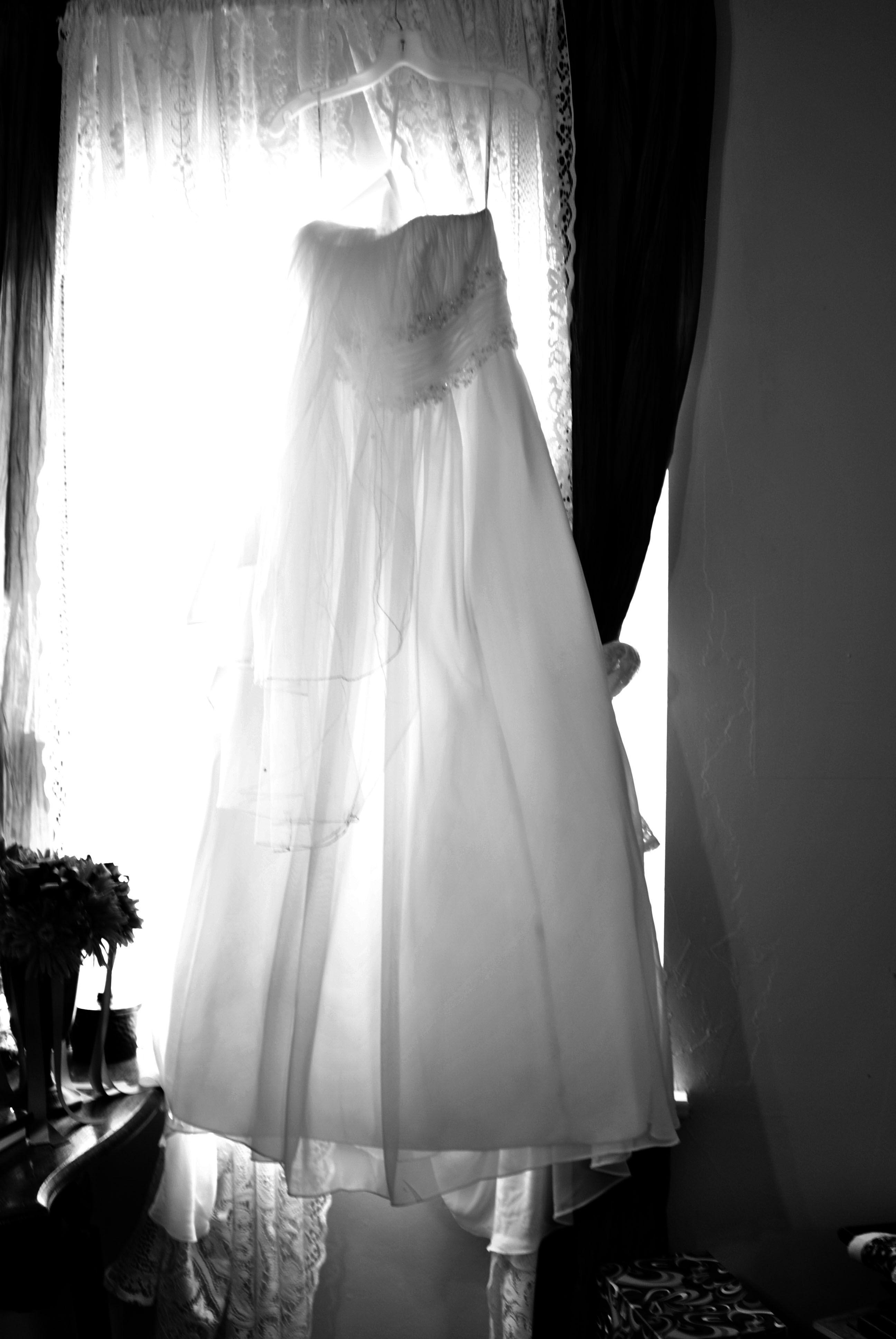 Wedding dress black and white wedding dress wedding dress my