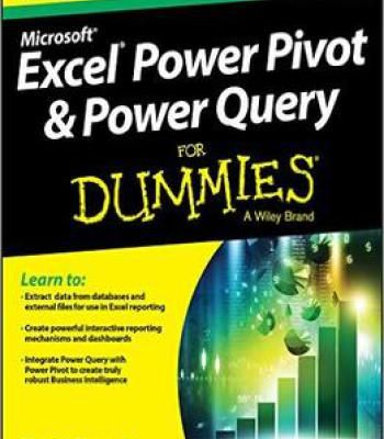 Excel Power Pivot And Power Query For Dummies PDF | Software