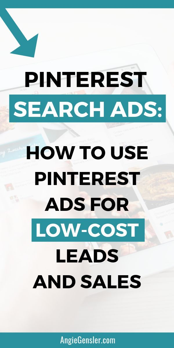 How to use Pinterest search ads for lowcost leads & sales  is part of Pinterest marketing strategy, Search ads, Pinterest business account, Pinterest for business, Pinterest search, Social media tool - How to use Pinterest search ads for instant lowcost leads & sales
