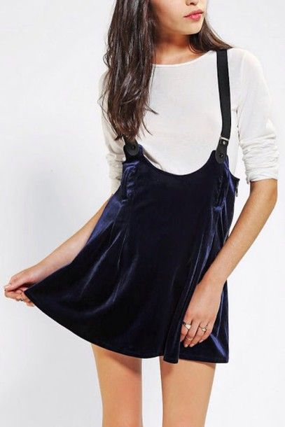 Awesome overall dress
