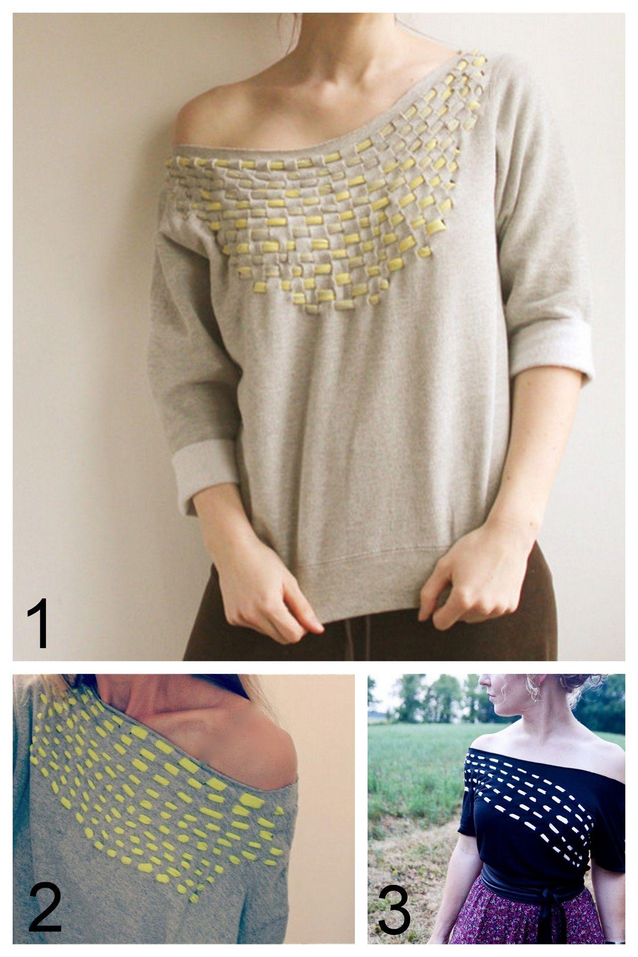 Three Woven Shirt Tutorials