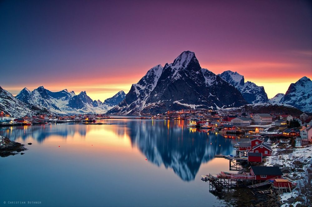 Norway – The Land of the Midnight SunBored Daddy | Bored Daddy