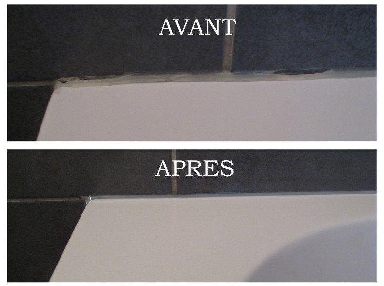 Astuce pour poser joint carrelage salle de bain COTE ASTUCES - comment nettoyer les joints de carrelage de salle de bain