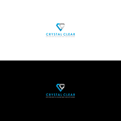 Crystal Clear Create An Sleek Classic Clean Clearly Visible Logo For An Exterior Cleaning Company Window Cleani Cleaning Logo Logo Design Cleaning Gutters