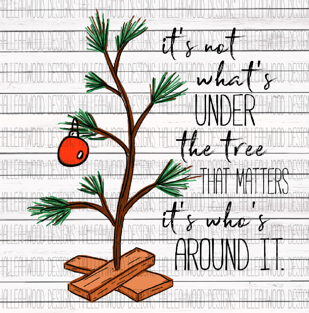 Charlie Brown Fan Art Christmas Tree With Quote Charlie Brown Christmas Tree Christmas Tree Quotes Charlie Brown Christmas Quotes
