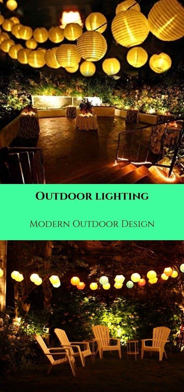 Gardening outdoor lighting ideas Outdoor lights outdoor lighting_19