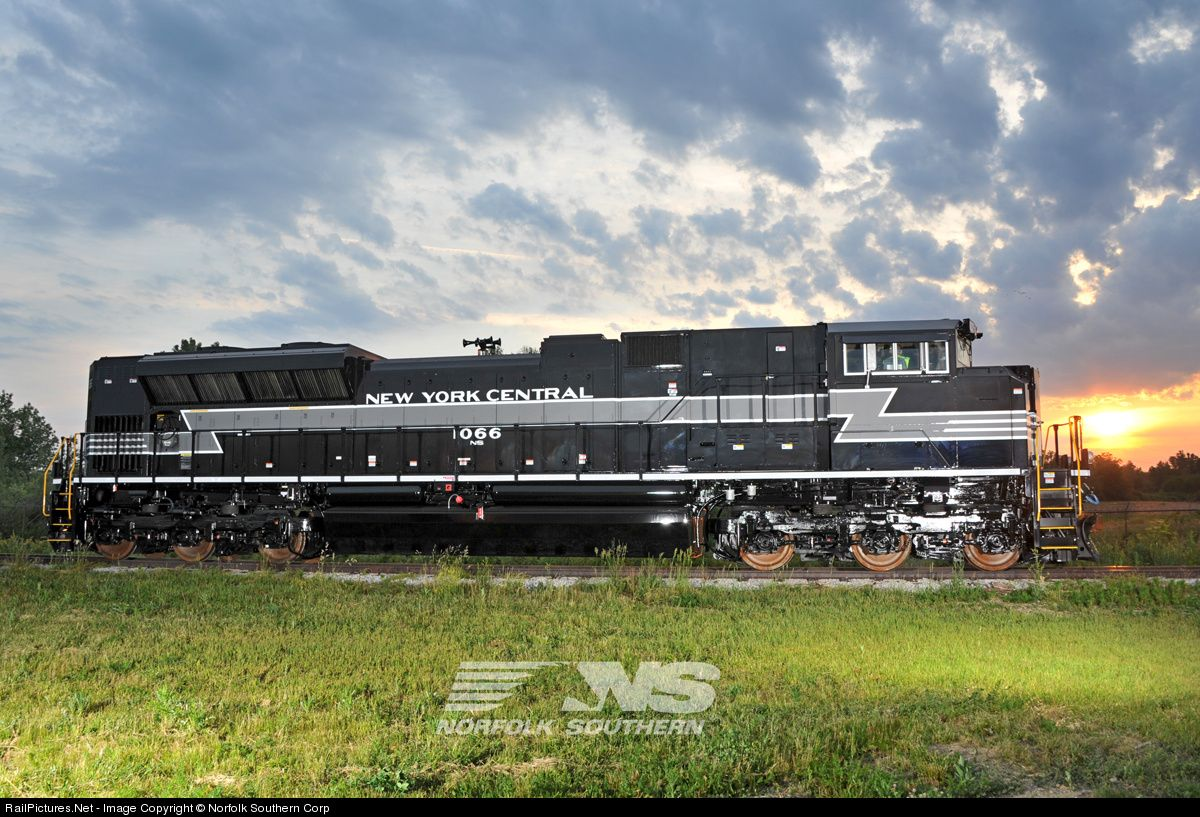 New York Central 1066, Norfolk Southern's eleventh