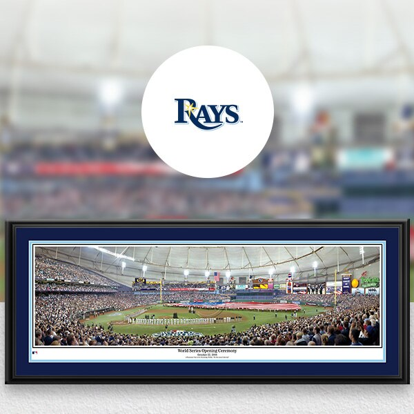 Tampa Bay Rays Mlb Panoramic Posters Baseball Fan Cave Decor In 2020 Tampa Bay Rays Tampa Bay Panoramic Pictures