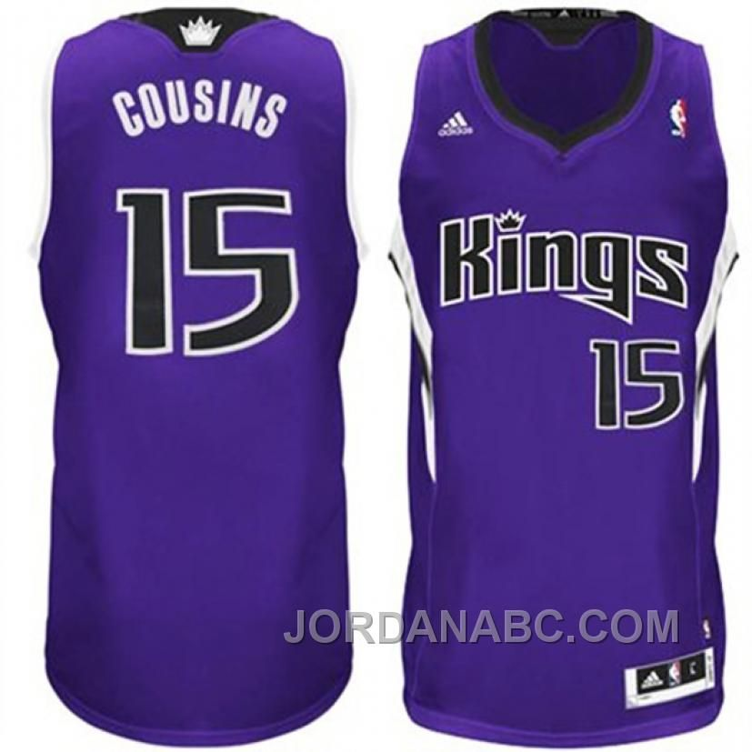 Now Buy DeMarcus Cousins Sacramento Kings Revolution 30 Swingman Road  Purple Jersey Lastest Save Up From Outlet Store at Footseek. ce90d0e54