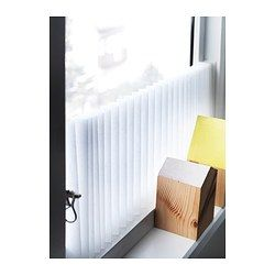 schottis pleated shade white home store pliss ikea. Black Bedroom Furniture Sets. Home Design Ideas