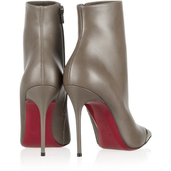 Christian Louboutin Calamijane Cap-Toe Booties huge surprise outlet best free shipping 100% authentic buy cheap collections ZZDpwd73oM