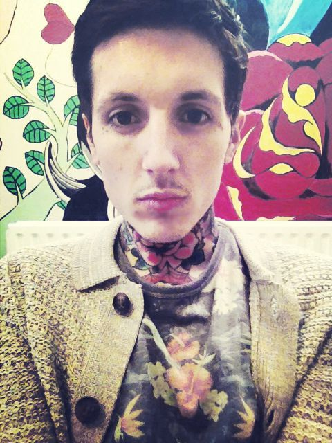 His New Haircut Bring Me The Horizon The Amity Affliction Oliver Sykes