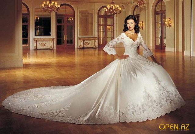 Свадебное платье очень дорогие