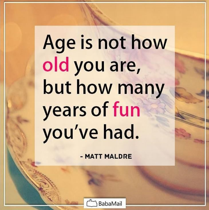 Aging Quotes: 10 Fantastic Quotes About Old Age