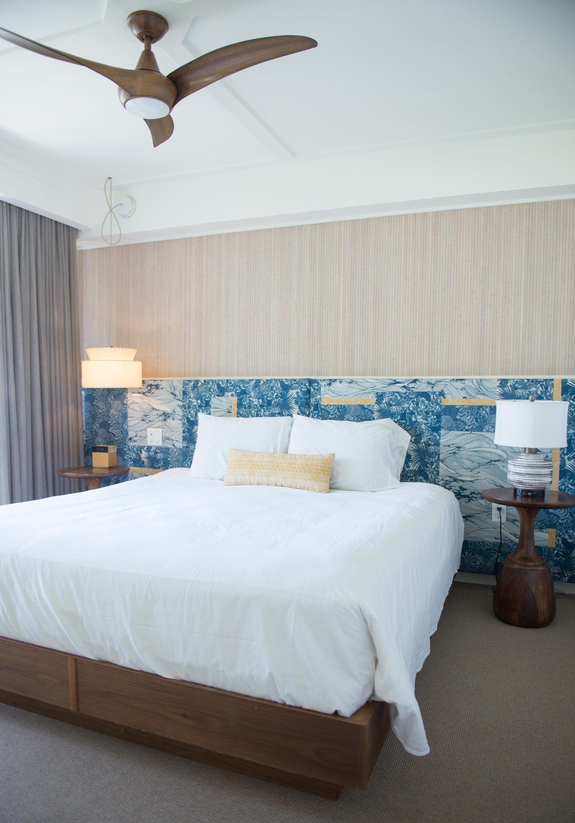 Twin Bed Hotel Room: Enjoy Local Hawaiian Hospitality At The Surfjack Hotel