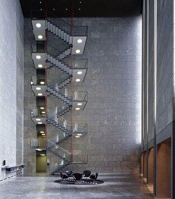 Best Arne Jacobsen Architecture Stair Google Search Arne 400 x 300