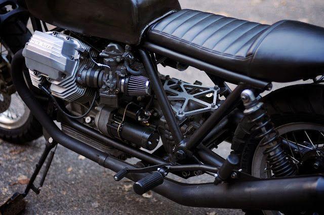 Moto Guzzi Le Mans #RevivalCycles