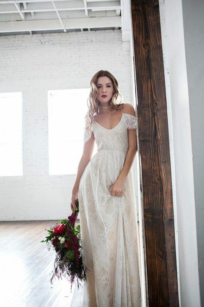 Brautkleider Im Boho Stil Der Heisseste Trend Fur Ihre