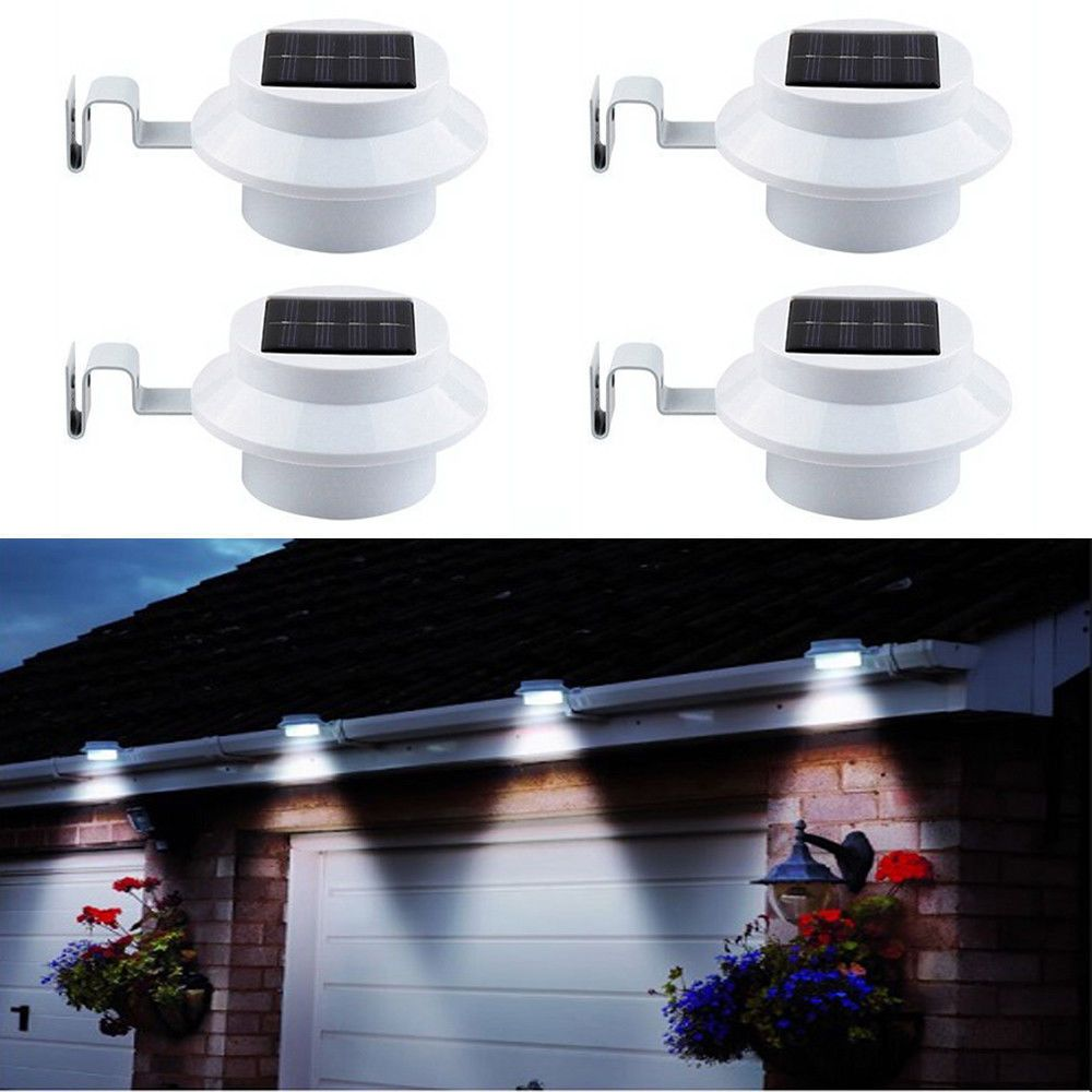 20 Led Solar Powered Solar Light Outdoor Waterproof Pir Motion Sensor Garden Decration Light Fence P Outdoor Solar Lights Outdoor Solar Lamps Outdoor Lighting