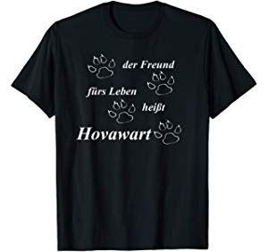 Herren Hunde Sprüche T-Shirt Hovawart für Herren T-Shirt ...